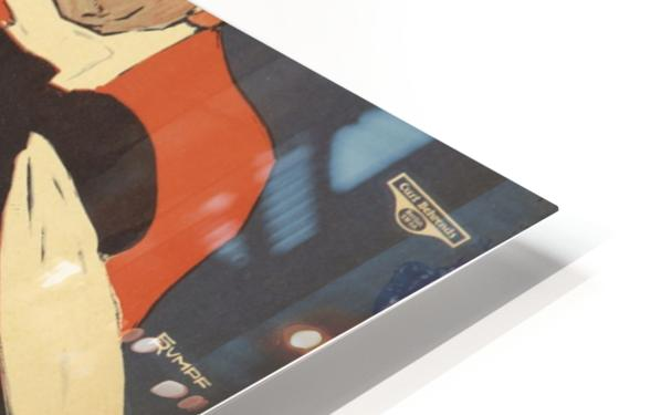 Fledermaus HD Sublimation Metal print