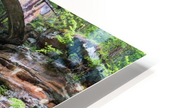 Upper Falls ap 2058 HD Sublimation Metal print