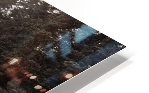 Boulders ap 2256 B&W HD Sublimation Metal print
