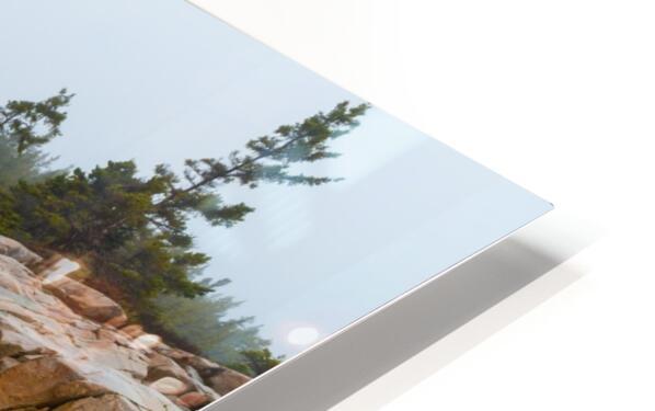 Granite Boulders ap 2270 HD Sublimation Metal print