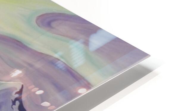Beautiful Banff  HD Sublimation Metal print