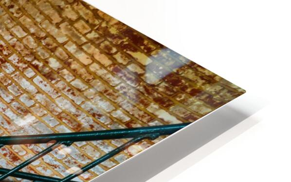 Interior Detail ap 2098 HD Sublimation Metal print