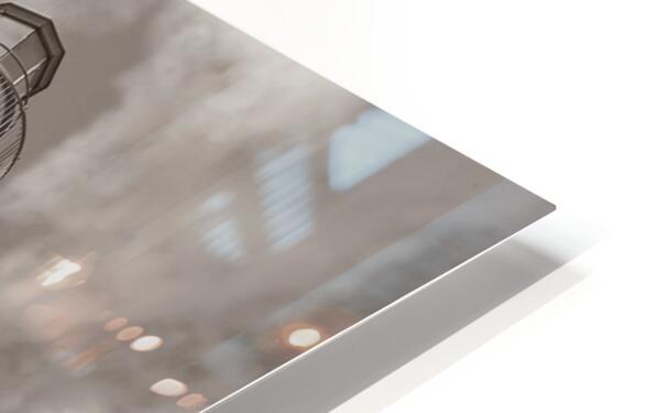 Marblehead Lighthouse ap 2400 B&W HD Sublimation Metal print