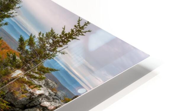 Bear Rocks Overlook apmi 1789 HD Sublimation Metal print