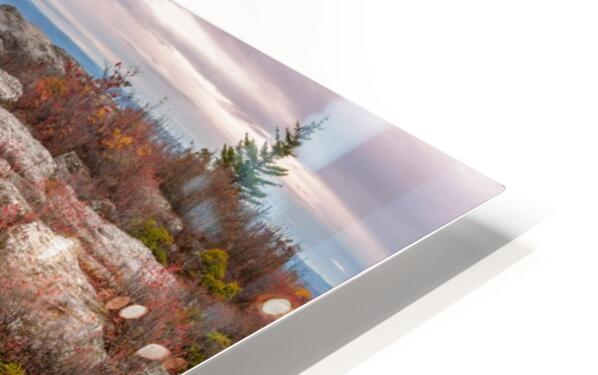 Bear Rocks Preserve apmi 1792 Impression de sublimation métal HD