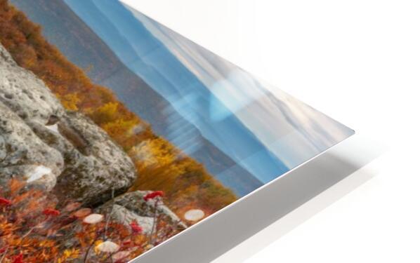 Bear Rocks Overlook apmi 1793 HD Sublimation Metal print