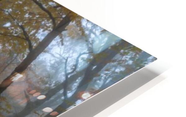 Treeline apmi 1867 Impression de sublimation métal HD
