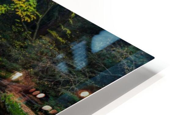 Slippery Rock Creek apmi 1938 Impression de sublimation métal HD