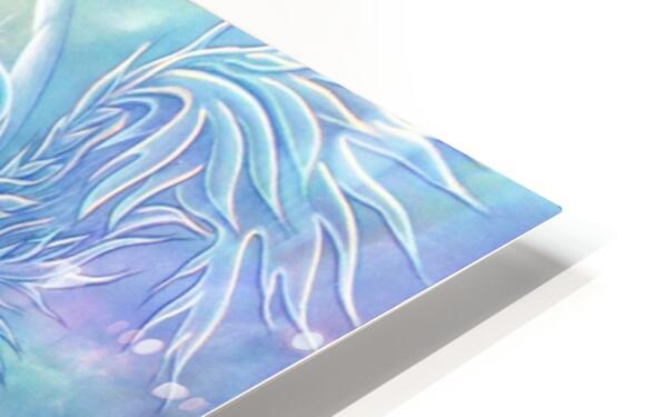 Gemini Angels HD Sublimation Metal print
