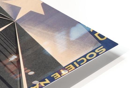 Etoile du Nord HD Sublimation Metal print
