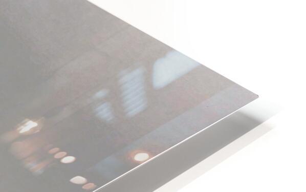 Albania HD Sublimation Metal print