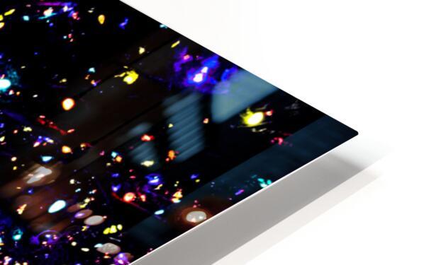 Christmas Stars HD Sublimation Metal print