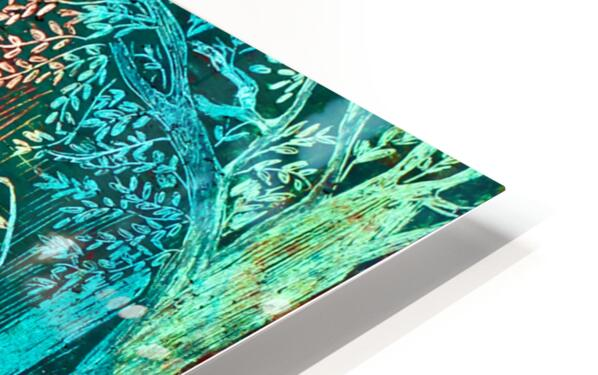 Elephant HD Sublimation Metal print