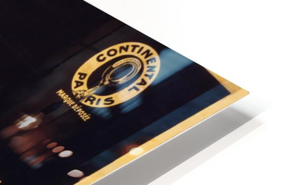 Pneu velo continental HD Sublimation Metal print