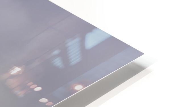 Fence HD Sublimation Metal print