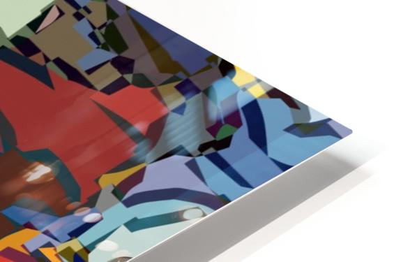 animal magnetism HD Sublimation Metal print