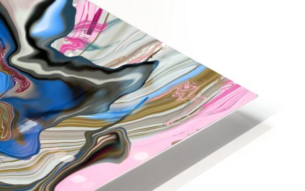bluepour HD Sublimation Metal print