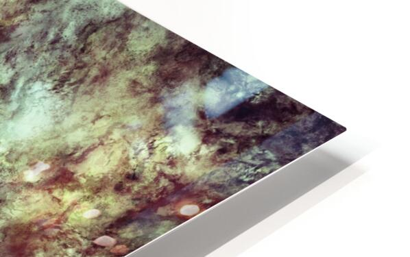 An old road HD Sublimation Metal print