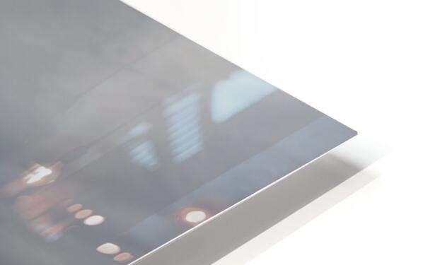 Longhorns HD Sublimation Metal print