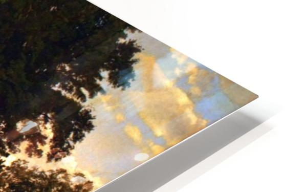 Landscape HD Sublimation Metal print