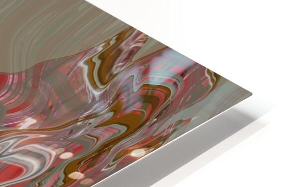 Friday Night Composition  HD Sublimation Metal print