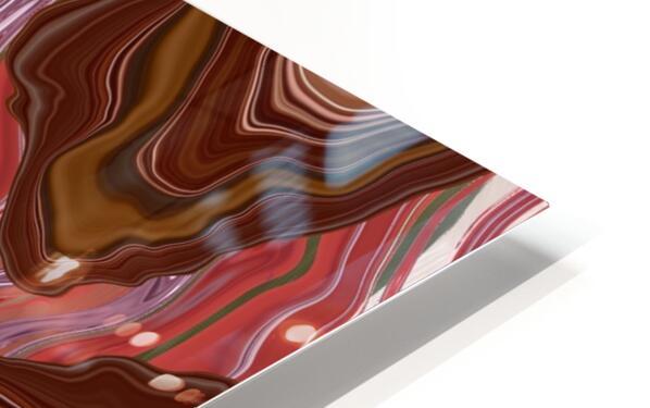 Gush HD Sublimation Metal print
