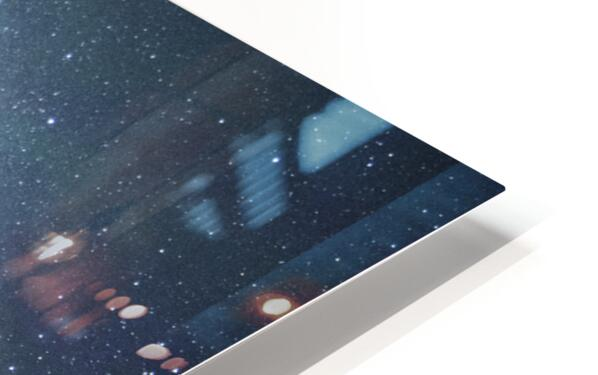 Stockade Lake and The Milky Way HD Sublimation Metal print