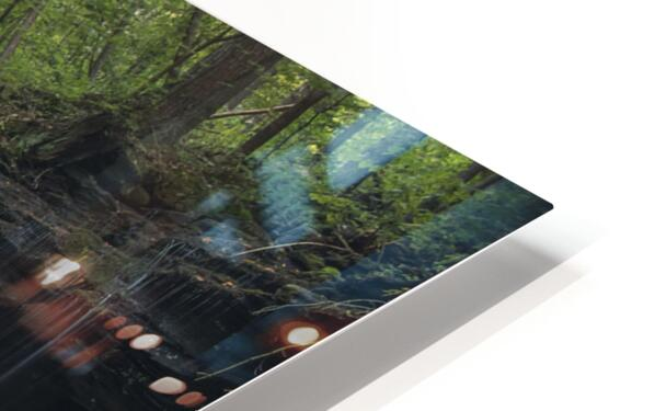 RB Ricketts Falls HD Sublimation Metal print