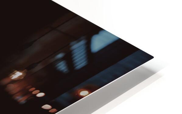 The Puzzle Box HD Sublimation Metal print