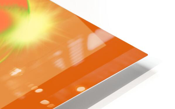 Heat HD Sublimation Metal print
