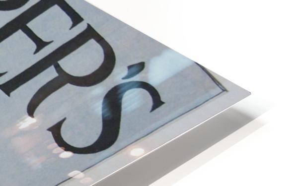 Harper's August Bathing HD Sublimation Metal print