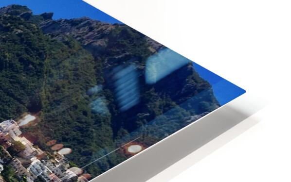 Positano Italy HD Sublimation Metal print
