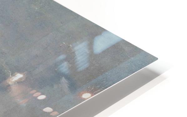 A Venetian square HD Sublimation Metal print