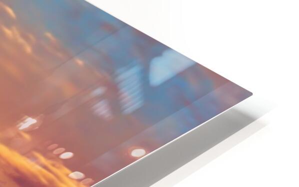 The Aeronaut HD Sublimation Metal print