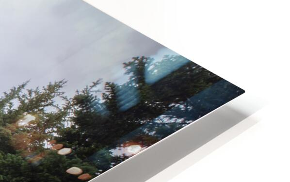 Rocky Mountain National Park HD Sublimation Metal print