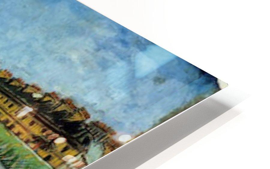 The Ramparts of Paris2 by Van Gogh HD Sublimation Metal print