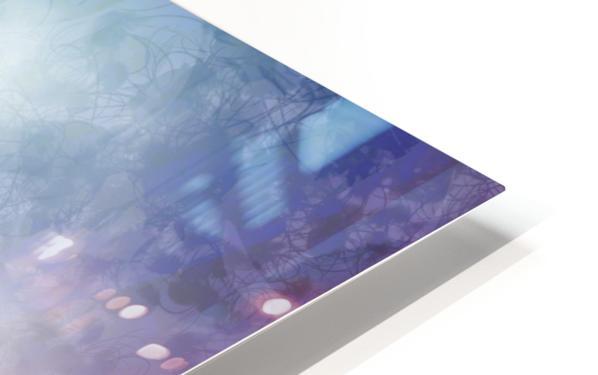 Modern-Art EIFFEL TOWER HD Sublimation Metal print
