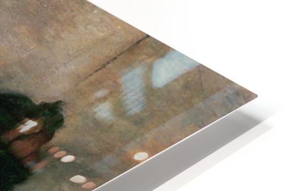 Susanna in Bath by Lovis Corinth HD Sublimation Metal print