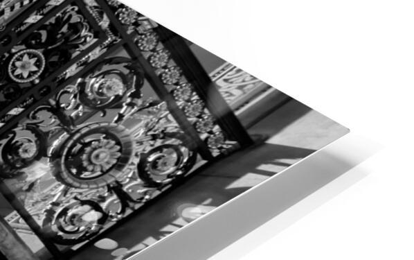 Rivoli balcony Impression de sublimation métal HD