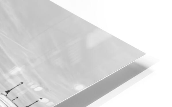 Pont Neuf Reflection Impression de sublimation métal HD