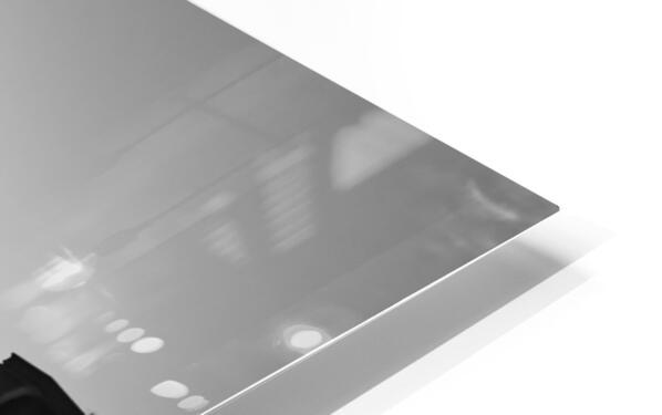 Walk and phone  Impression de sublimation métal HD