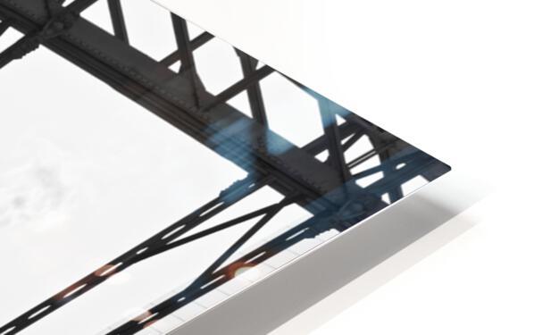 Austerlitz viaduct Impression de sublimation métal HD