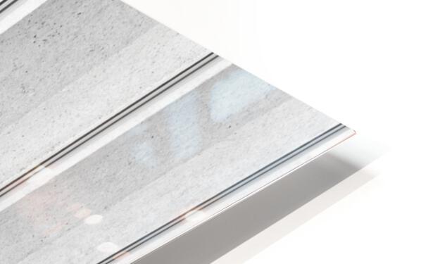 Hidden Impression de sublimation métal HD