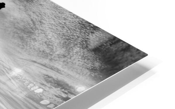 Sully bridge sunrise Impression de sublimation métal HD