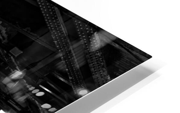 Brancion tunnel Impression de sublimation métal HD