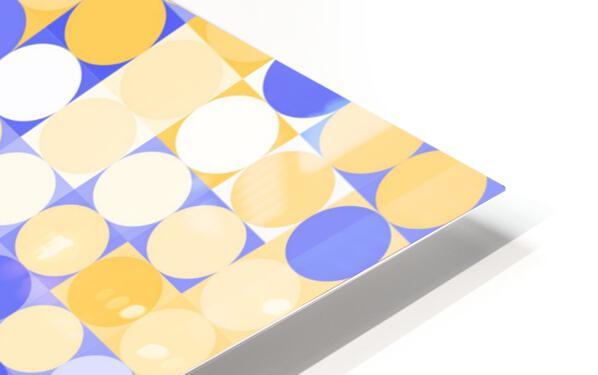 Geometric Art pattern HD Sublimation Metal print