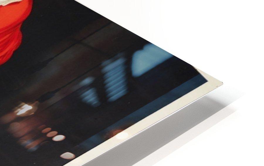 Spa-Monopole - Leau qui petille HD Sublimation Metal print