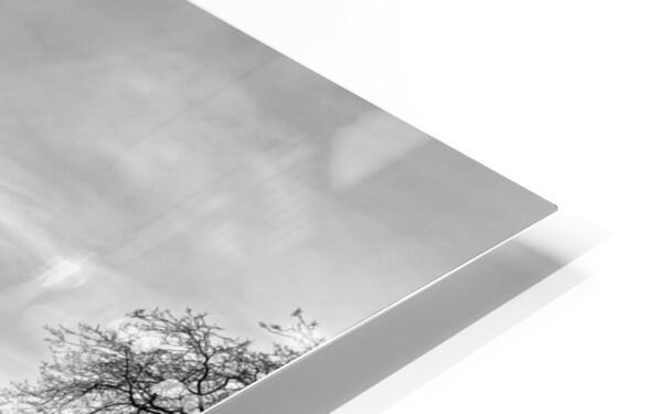 Petit pont  Impression de sublimation métal HD