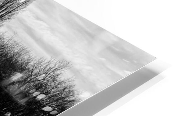 Ourcq canal Impression de sublimation métal HD
