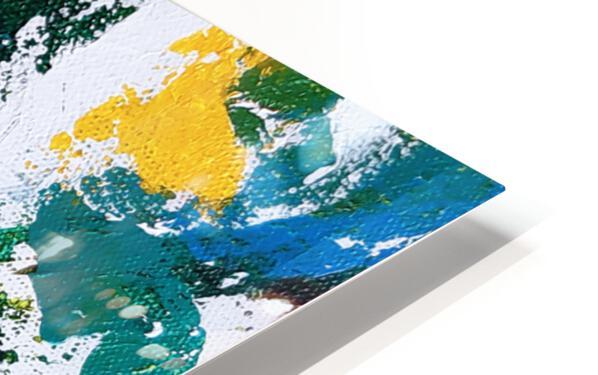 Tropical - Horizontal HD Sublimation Metal print